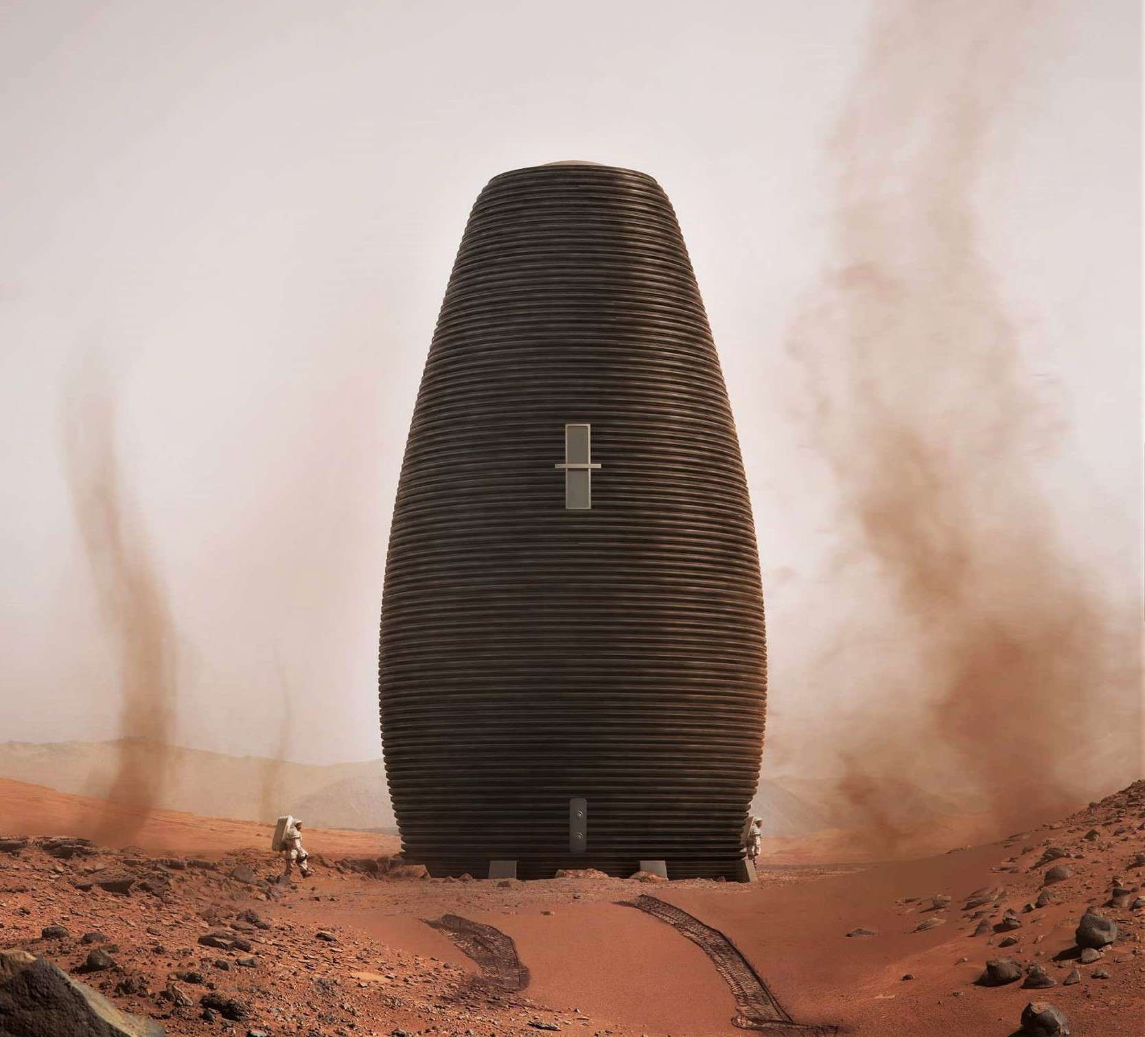 MARSHA Mars habitat colony (AI Space Factory) 8 crop (c)