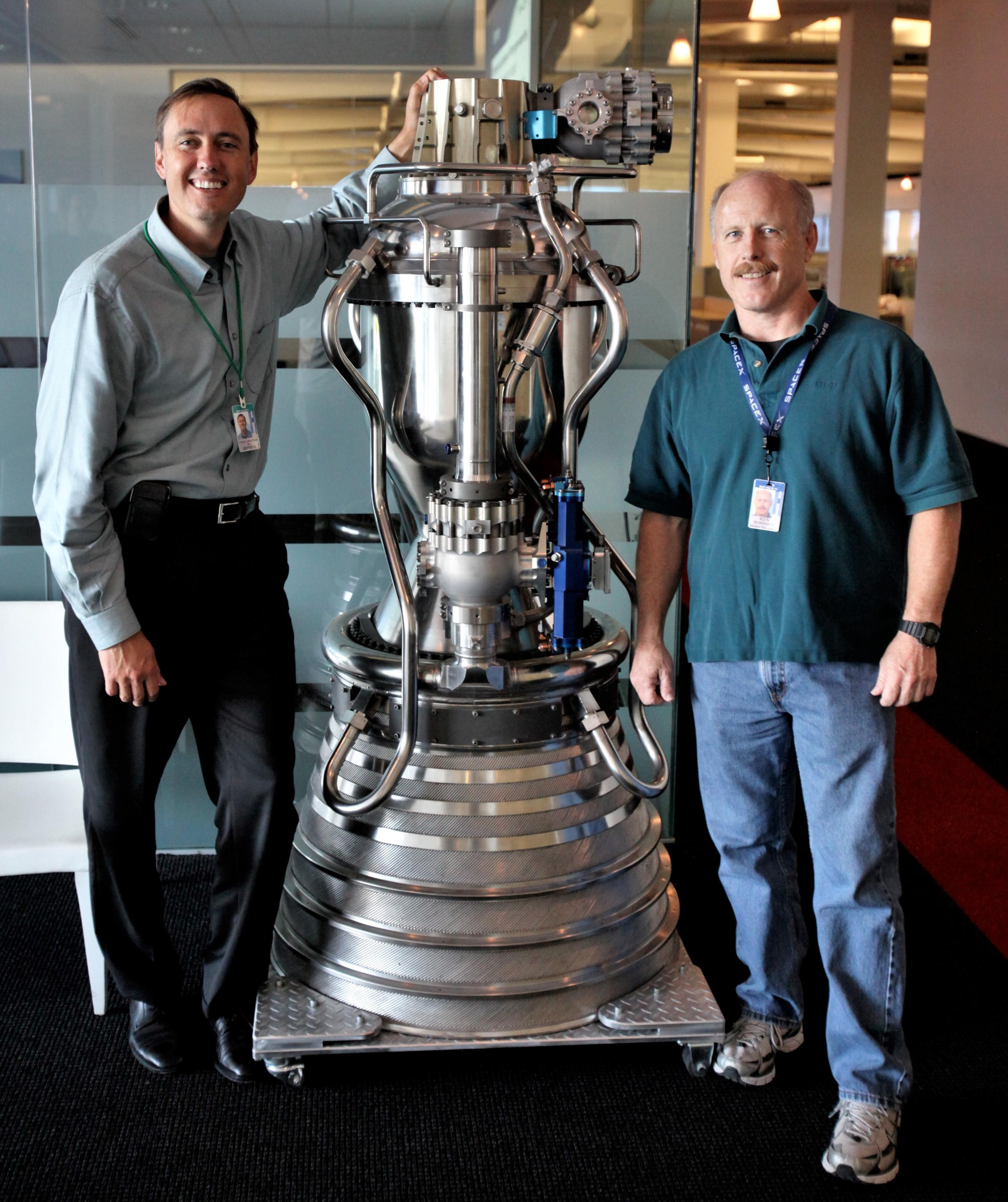 Merlin 1C (Steve Jurvetson)(c)