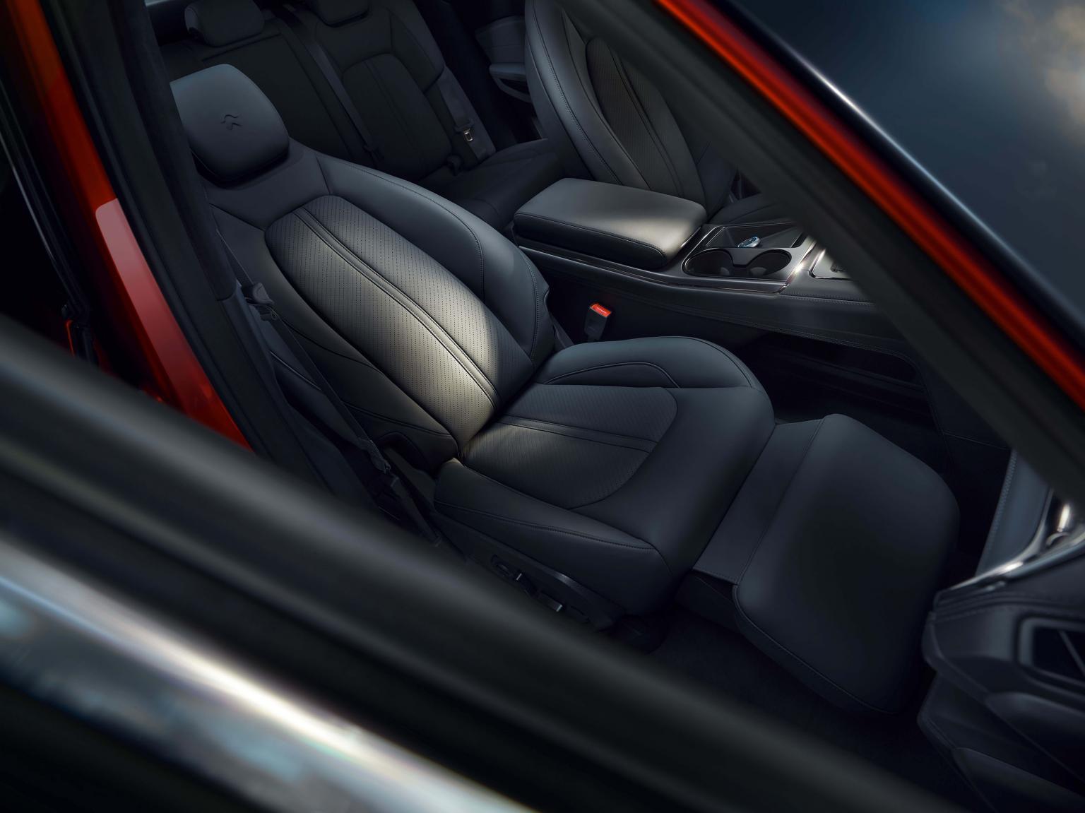 ES6 NIO passenger seat