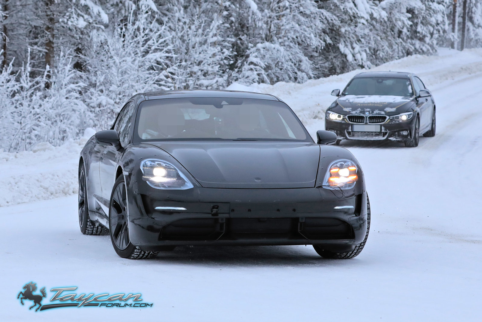 Porsche-Taycan-Prototype-winter-2