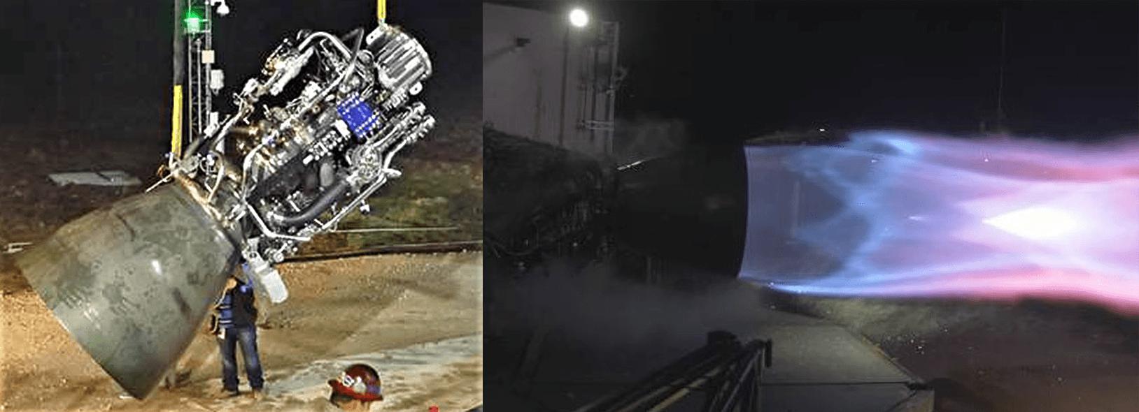 Raptor testing at McGregor Feb 2019 (SpaceX)