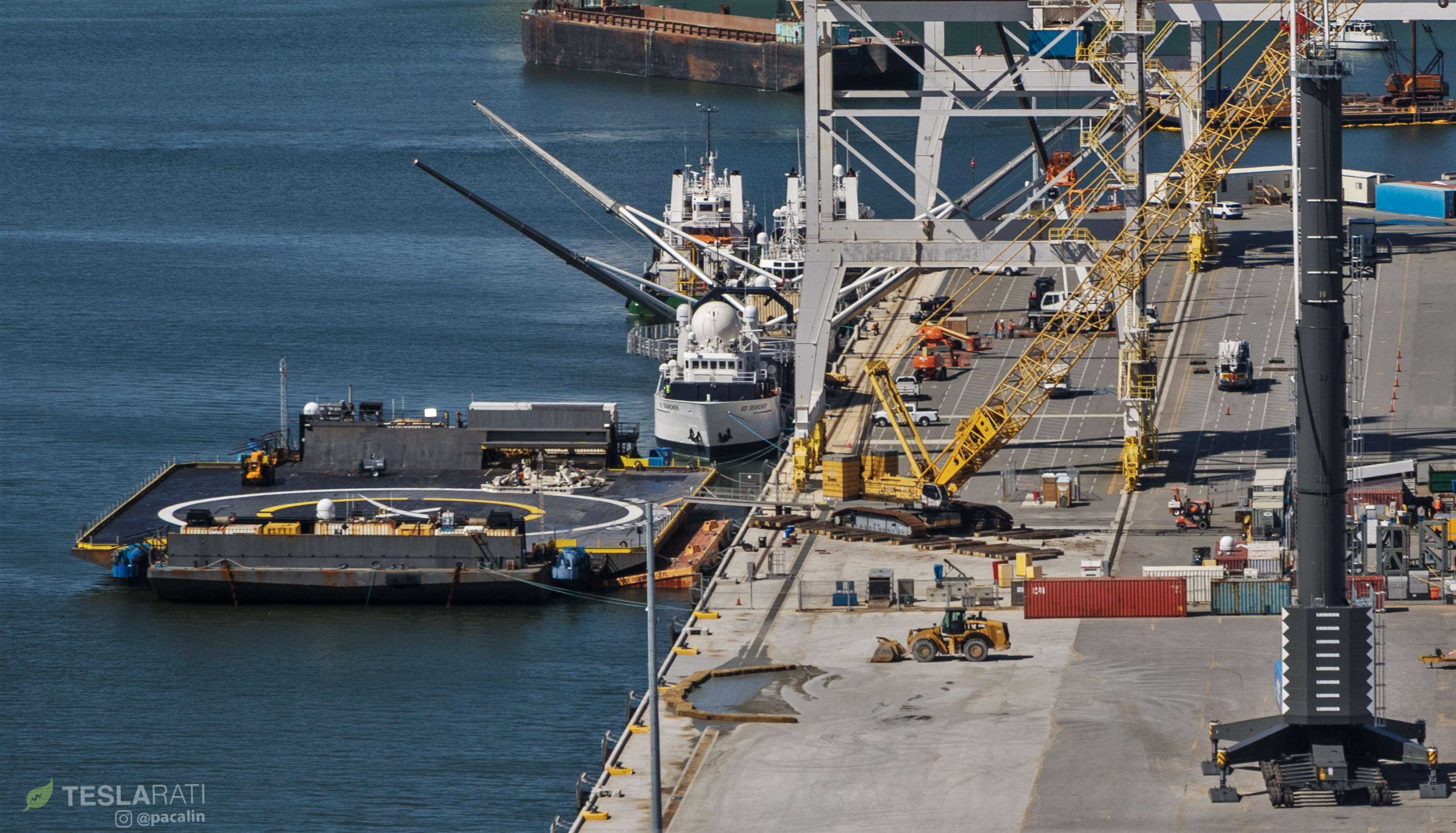 SpaceX East Coast fleet Mr Steven OCISLY Searcher 021419 (Pauline Acalin) 2 (c)