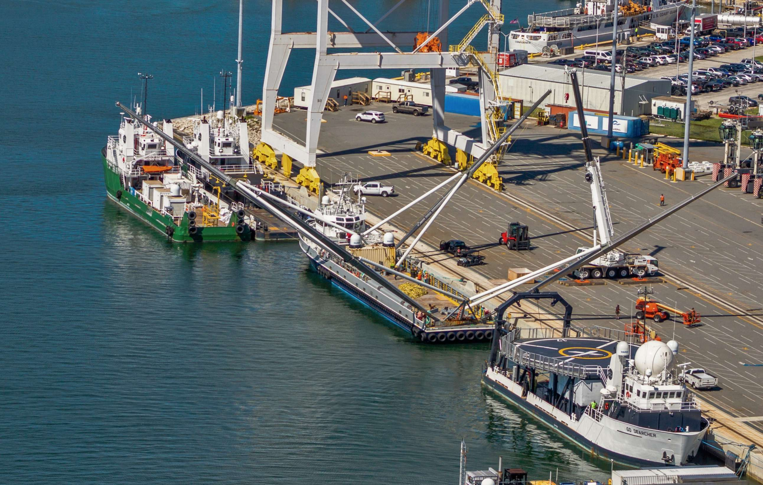 SpaceX East Coast fleet Mr Steven OCISLY Searcher 021419 (Tom Cross) 1 (c)