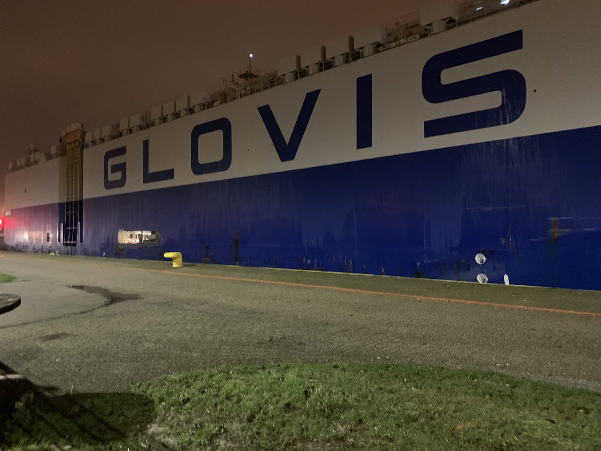 glovis-captain-model-3-2 - TESLARATI