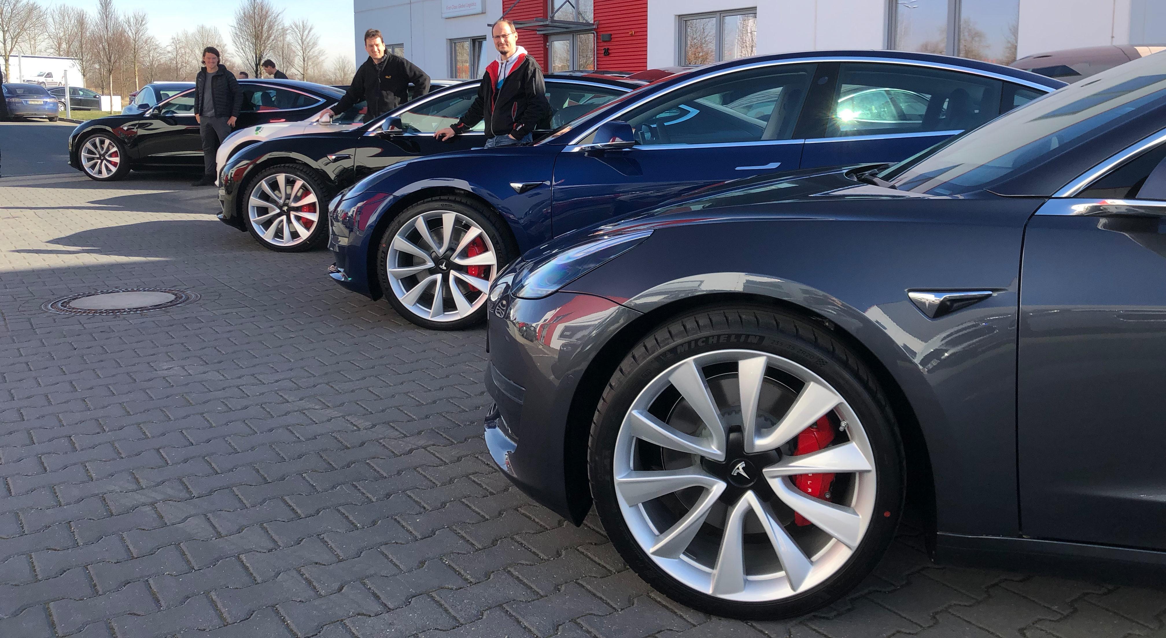 Tesla Model 3 Dominates S In California Capturing 30 Of Alternative Fuel Cars Sold