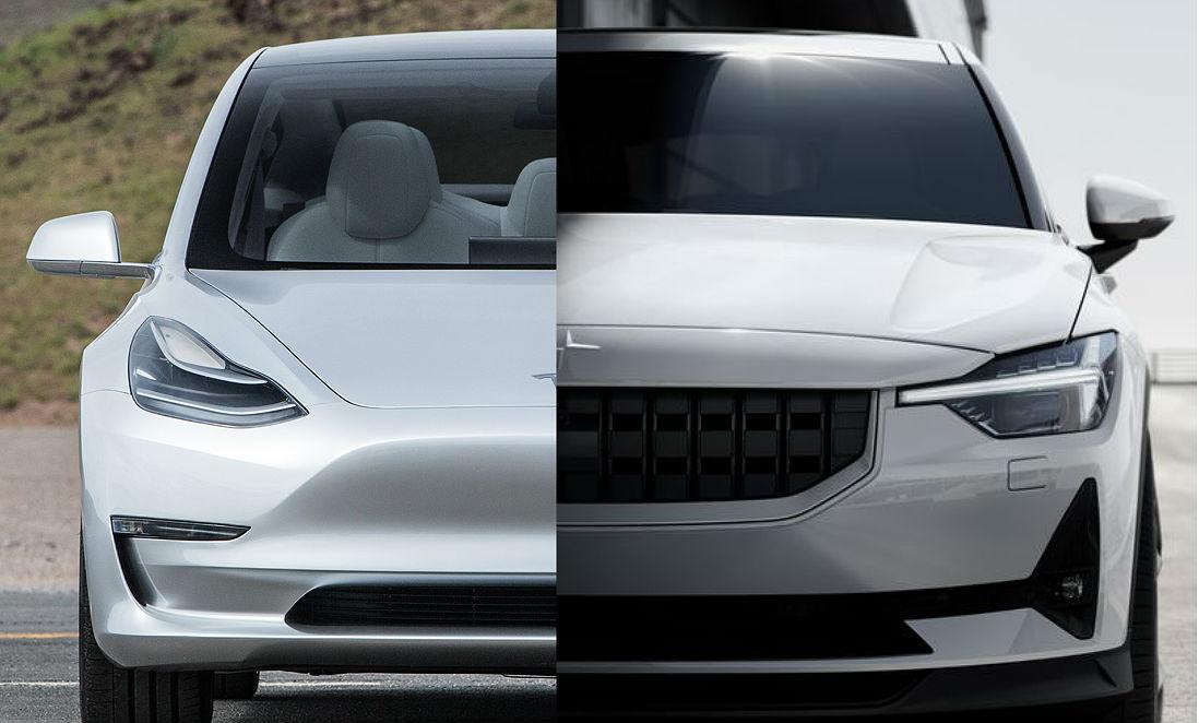 Tesla Model 3 Vs Polestar 2 Performance Features