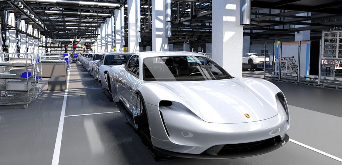 Porsche S Production Plans For Taycan And New 911 Hint At