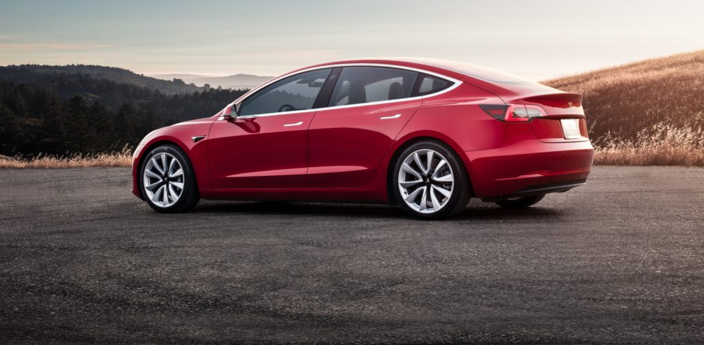 Tesla Model 3 outshines Audi e-tron, Jaguar I-PACE to become UK's most popular EV
