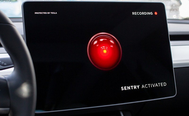 Tesla Updates Sentry Mode With Bug Fixes To Work Better