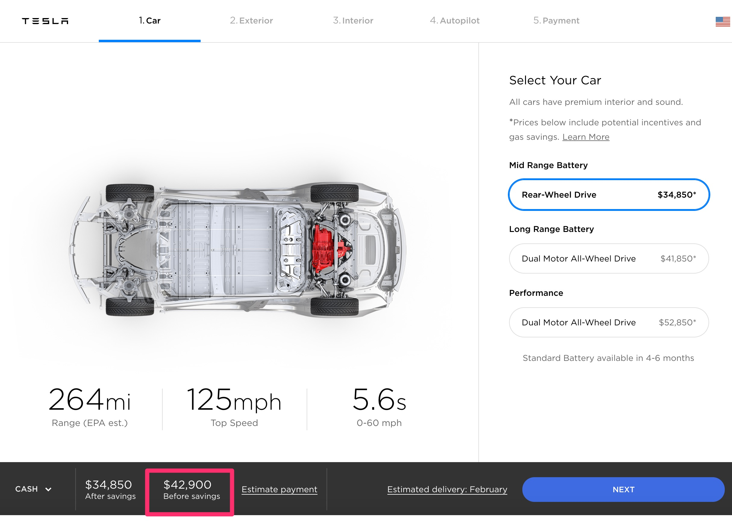 ... by the optimizations that Tesla has adopted for the vehicle s  production over the past months. The phaseout of the long-running referral  program, ... 253ce2bf15