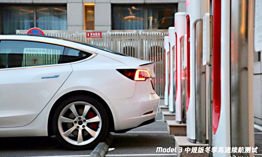 Tesla readies for Model 3 customer deliveries in China as