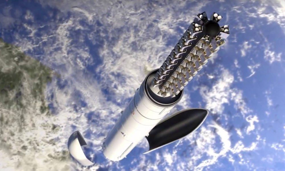Spacex S Starlink Launch Debut To Orbit Dozens Of