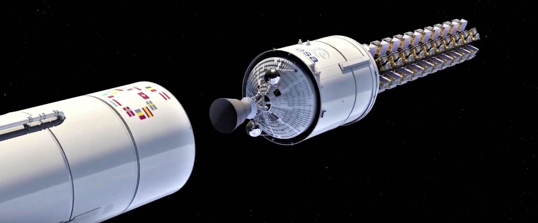 Ariane 6 OneWeb constellation dispenser (Arianespace) 3 edit