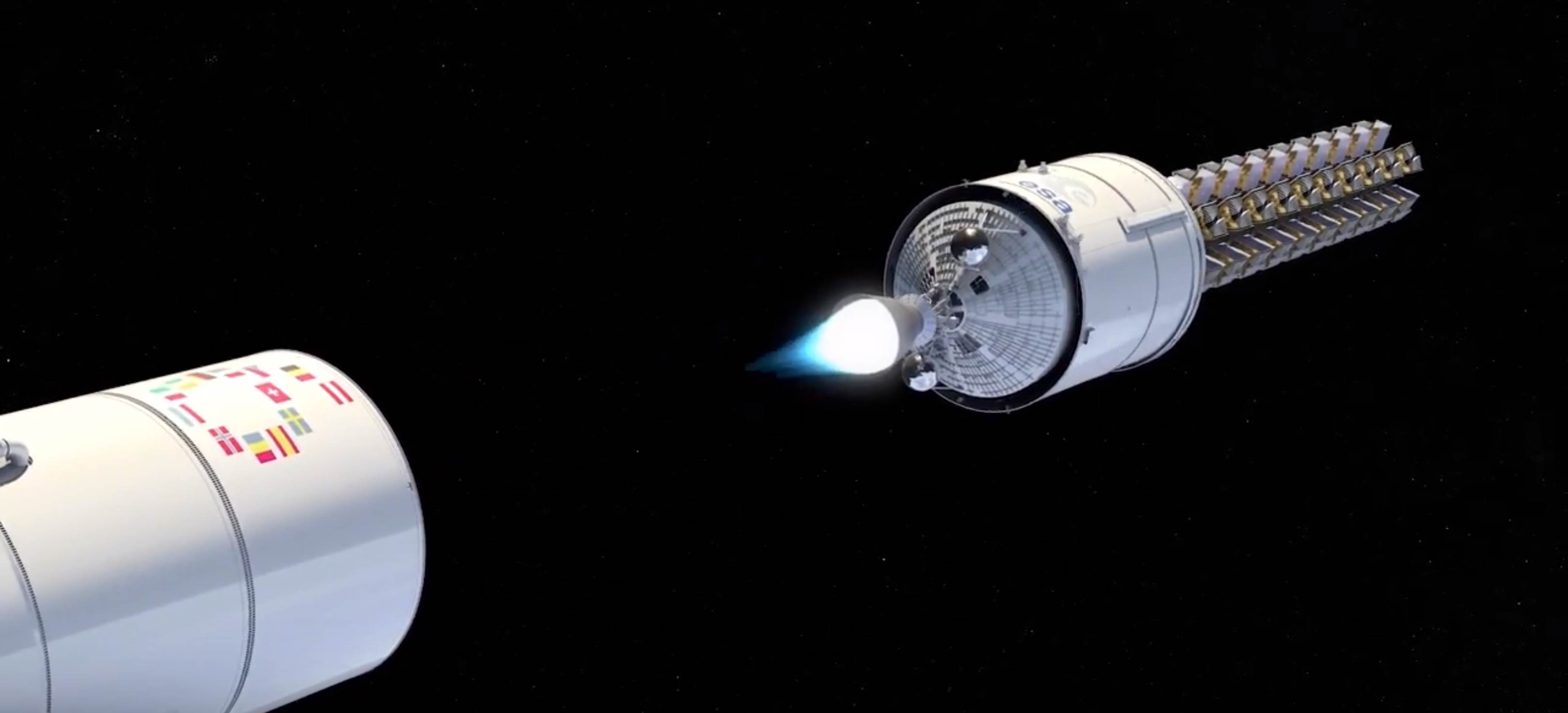 Ariane 6 OneWeb constellation dispenser (Arianespace) 4