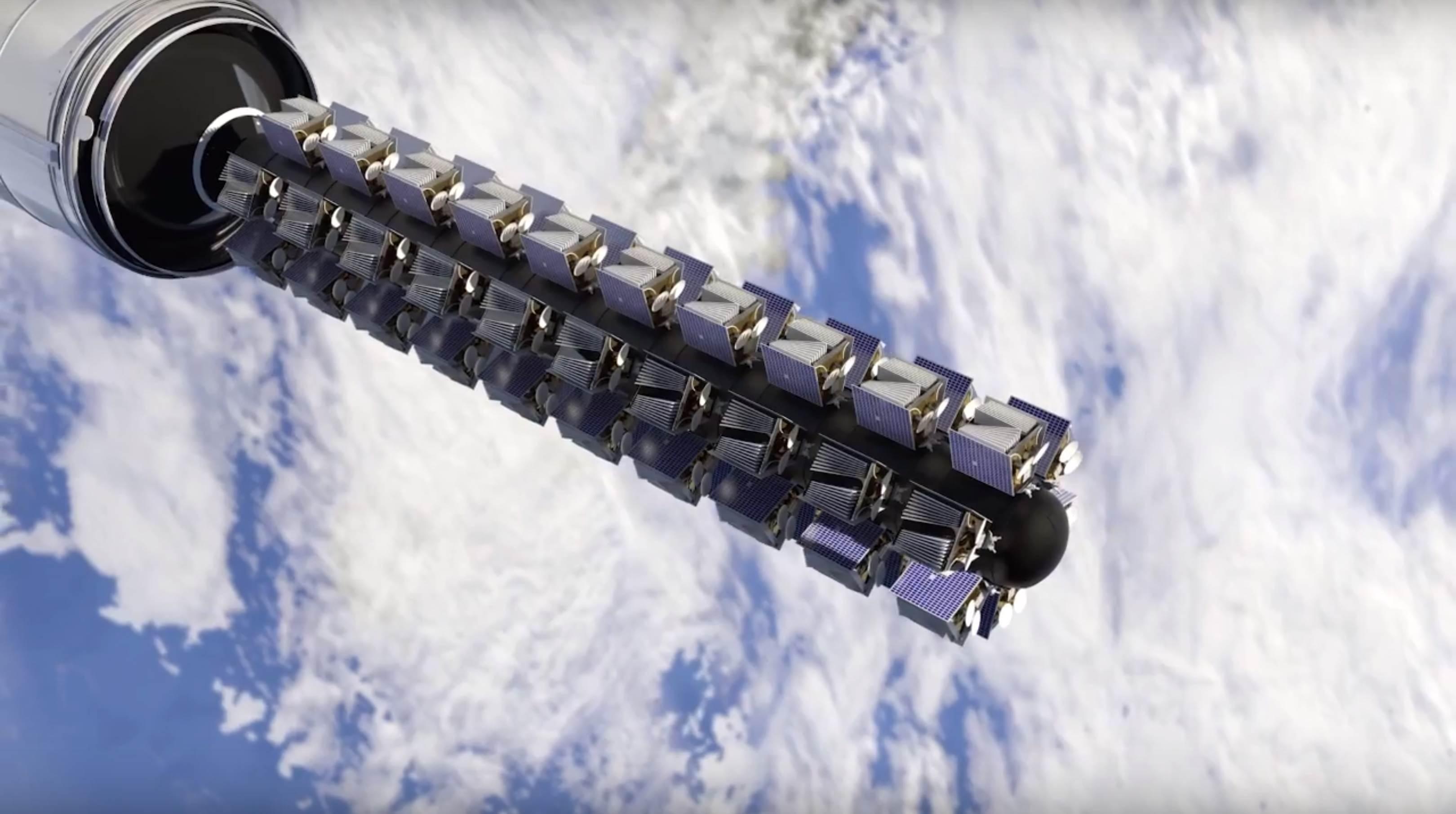Ariane 6 OneWeb constellation dispenser (Arianespace) 5