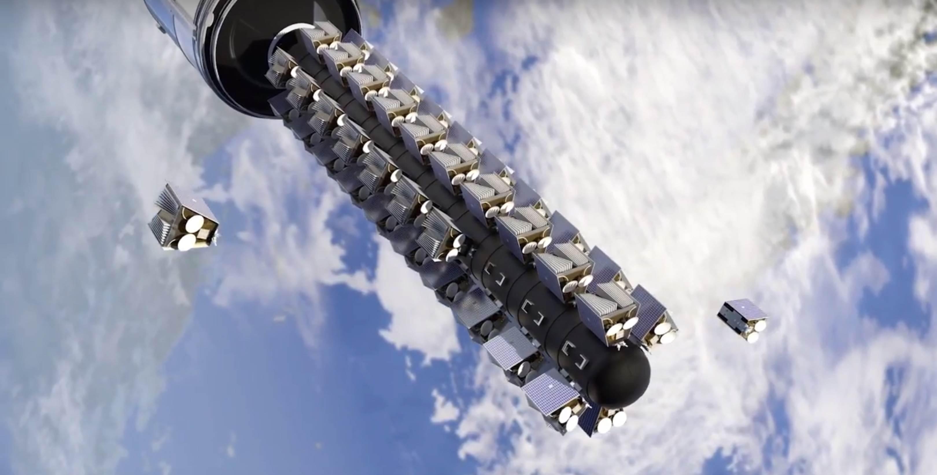 Ariane 6 OneWeb constellation dispenser (Arianespace) 7