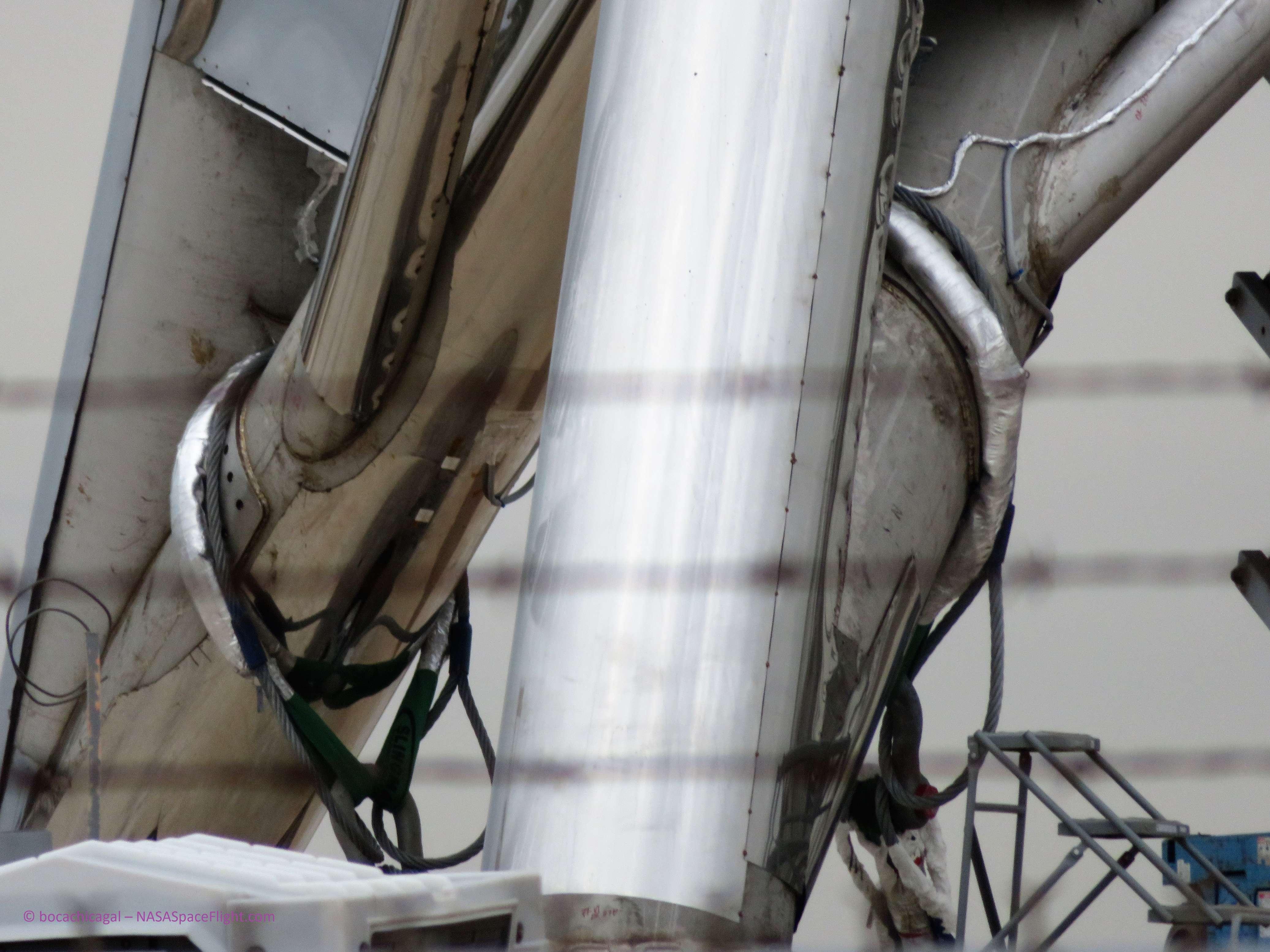 Boca Chica Starhopper progress 032619 (NASASpaceflight – bocachicagal) 2 (c)