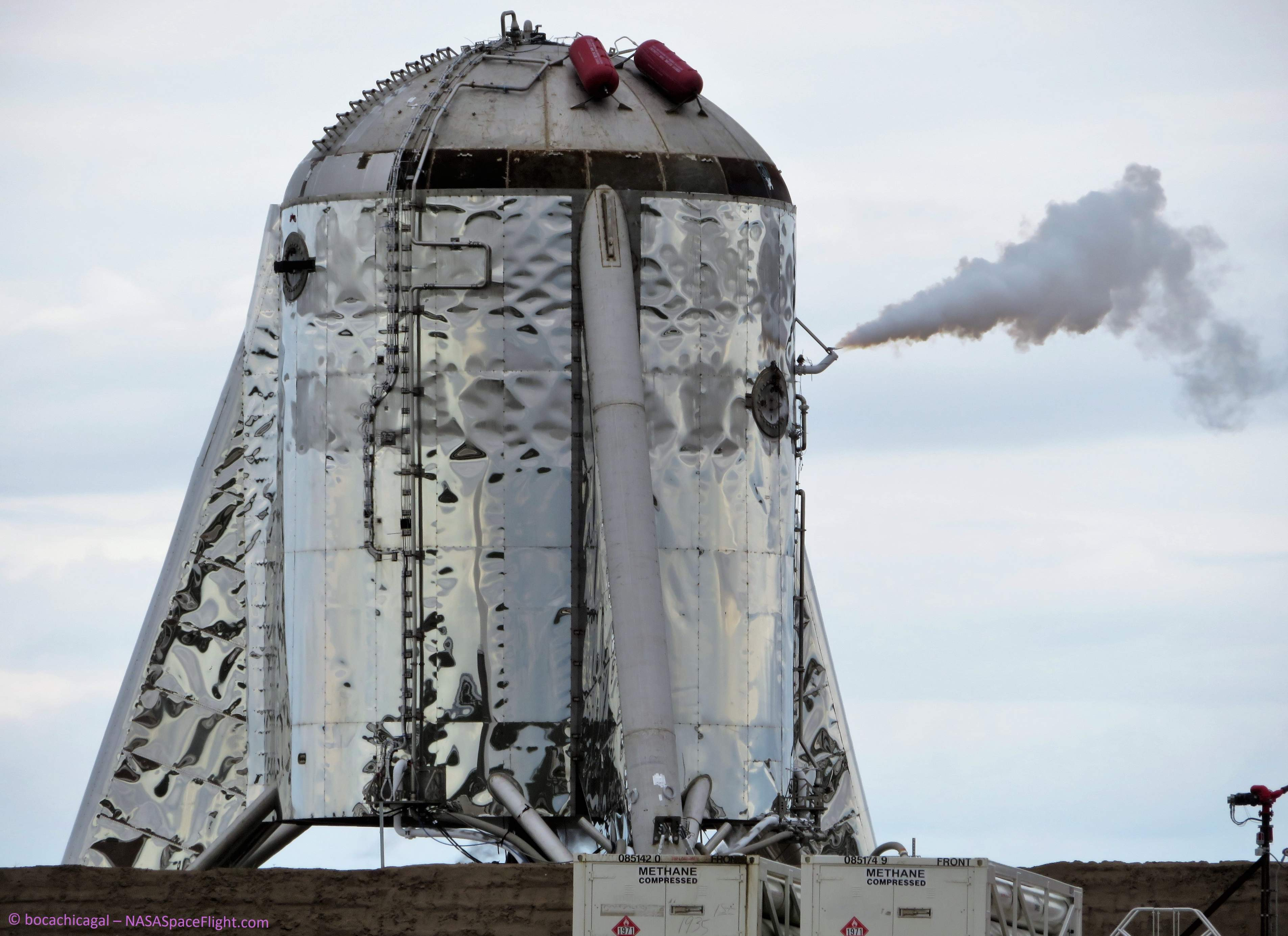 Boca Chica Starhopper testing 031819 (NASASpaceflight – bocachicagal) 2 (c)