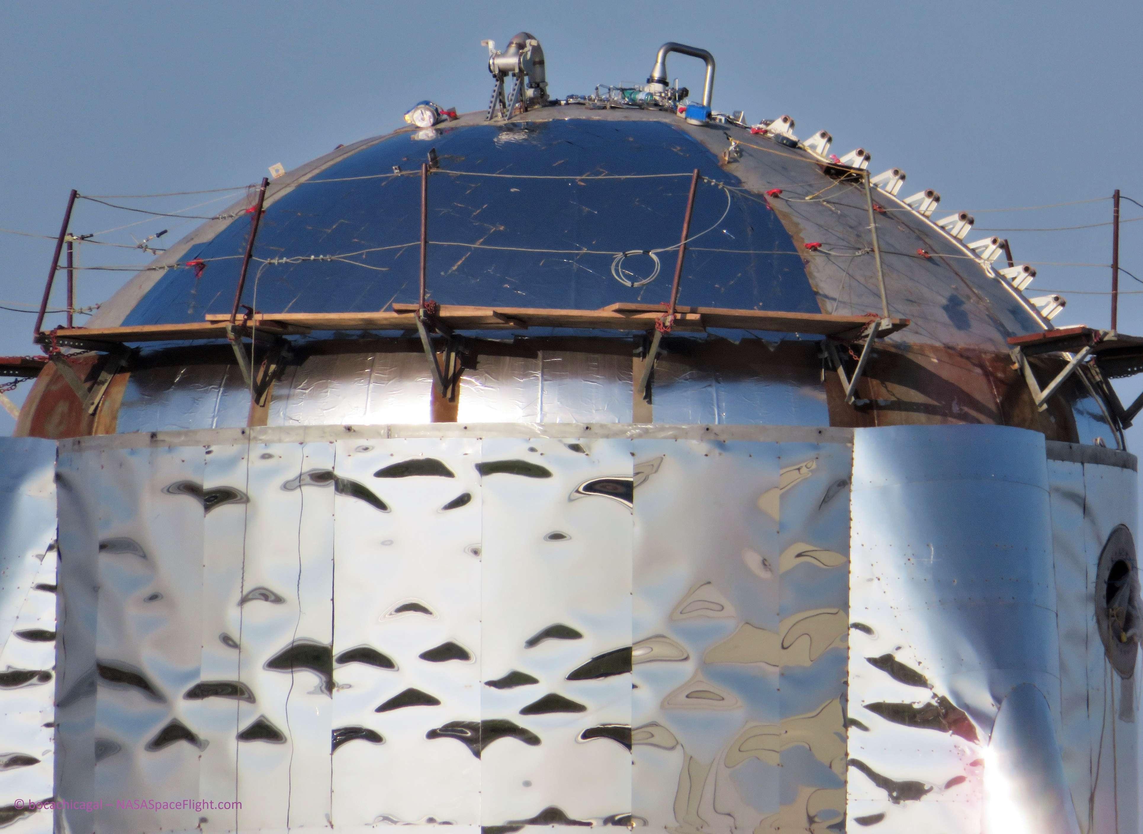 Boca Chica Starship progress 022719 (NASASpaceflight – bocachicagal) 4 (c)