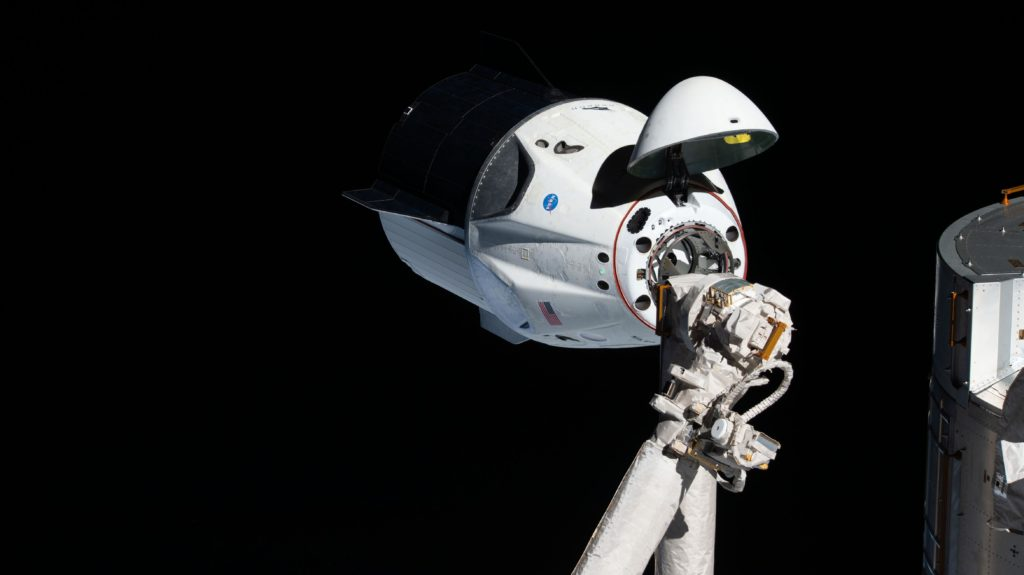 SpaceX's Crew Dragon returns to port as NASA praises successful launch debut