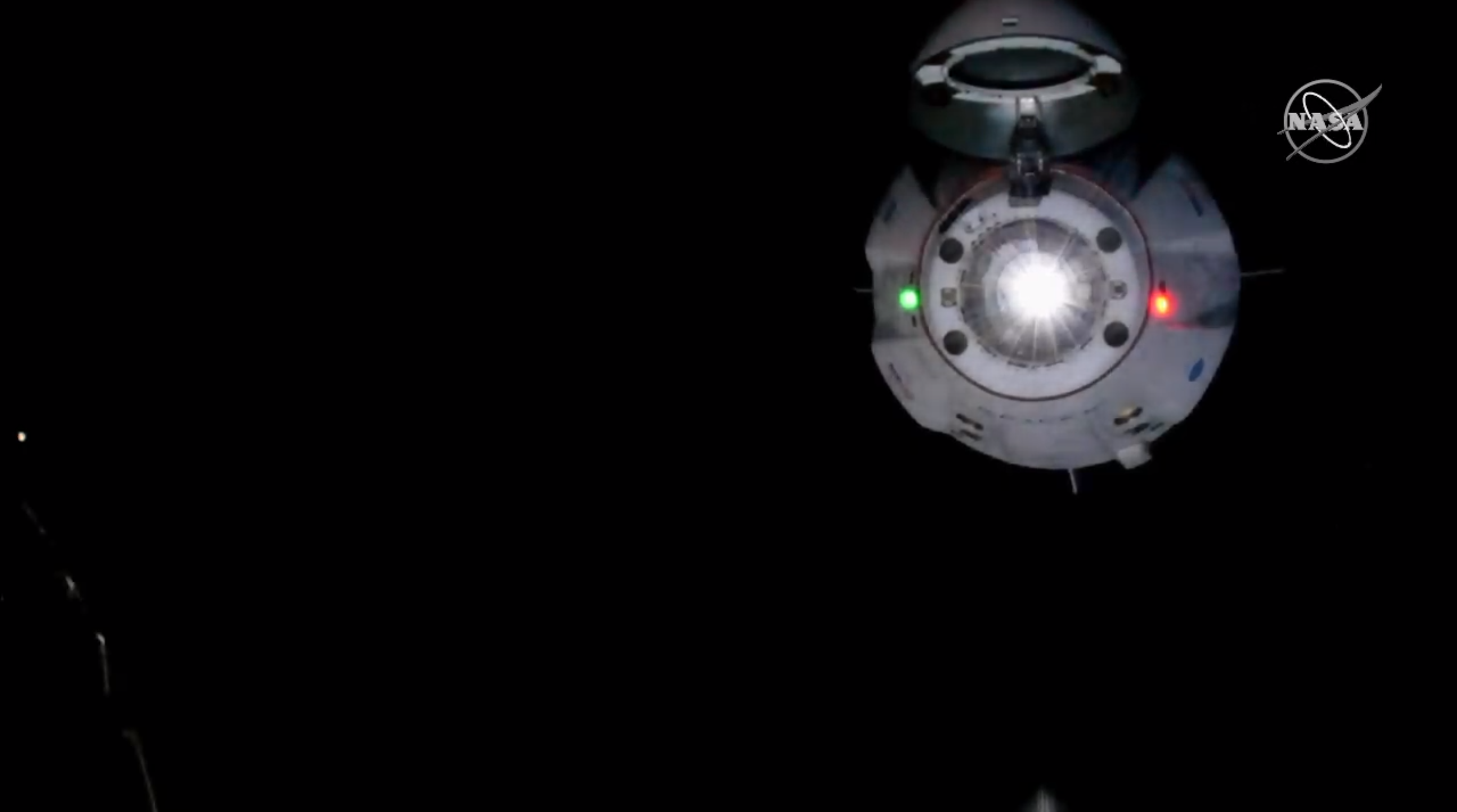 Crew Dragon DM-1 ISS arrival 030319 (NASA) 7