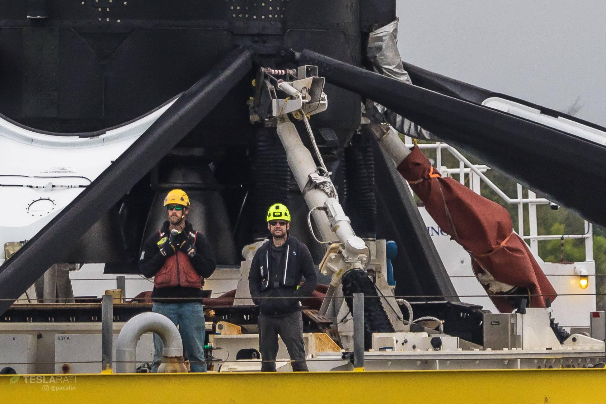 Falcon 9 B1051 DM-1 OCISLY recovery 030519 (Pauline Acalin) 14 (c)