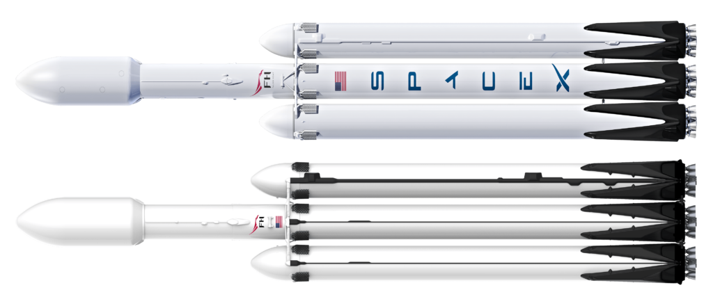 SpaceX's April 7th Falcon Heavy launch a step toward new commercial markets