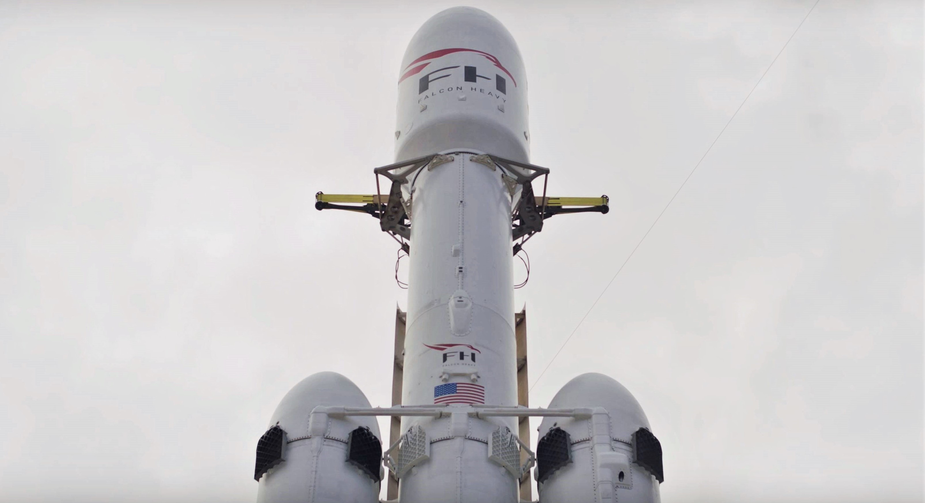Spacex S Second Falcon Heavy Launch Slips Into Next Week