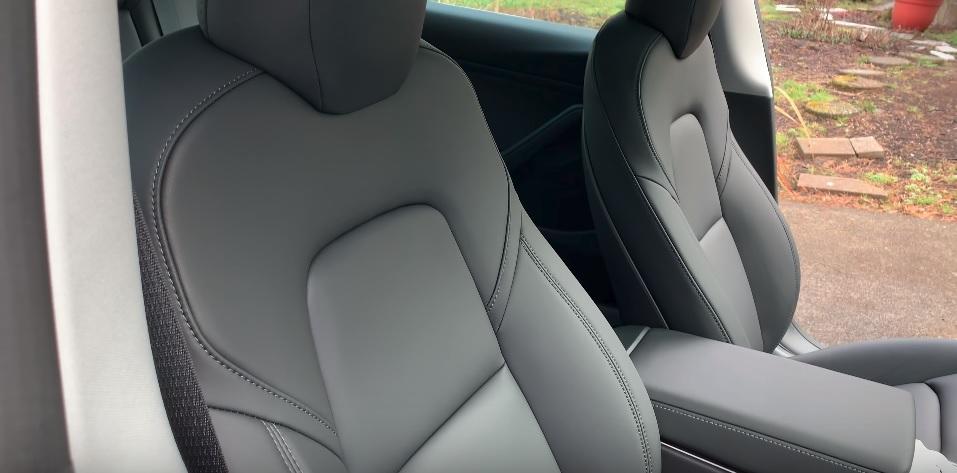 2a4e5d017 Tesla Model 3 Partial Premium Interior vs. Premium Interior compared ...