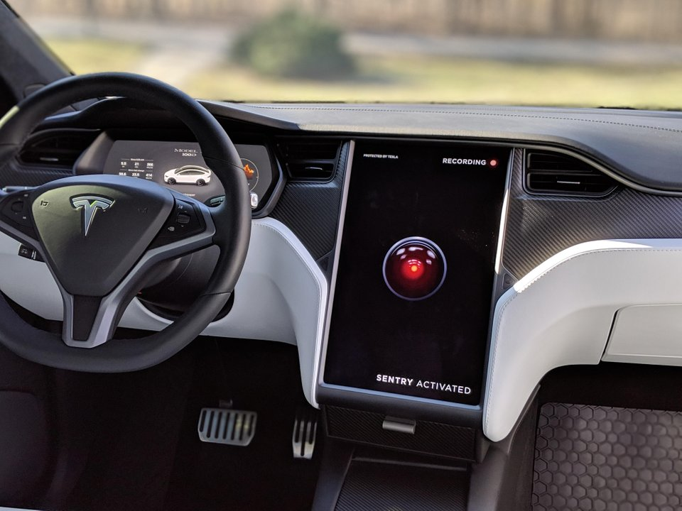 Tesla rolls out Sentry Mode update for Model X and Model S