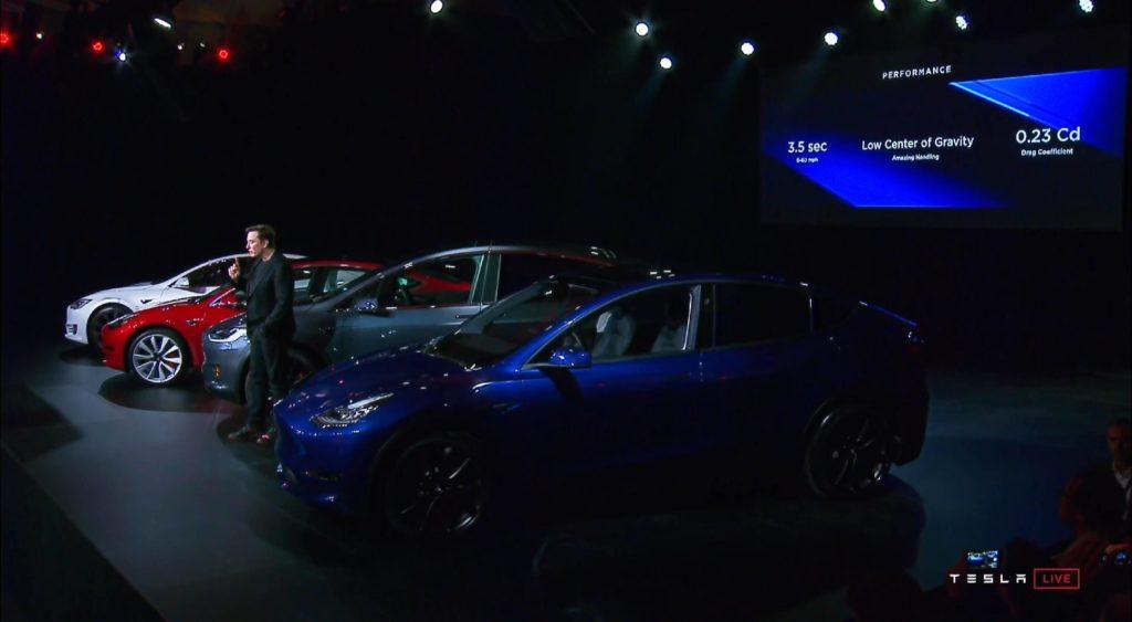 photo image Tesla unveils the Model Y: 7 seater, 300-mile range, and $39k base price