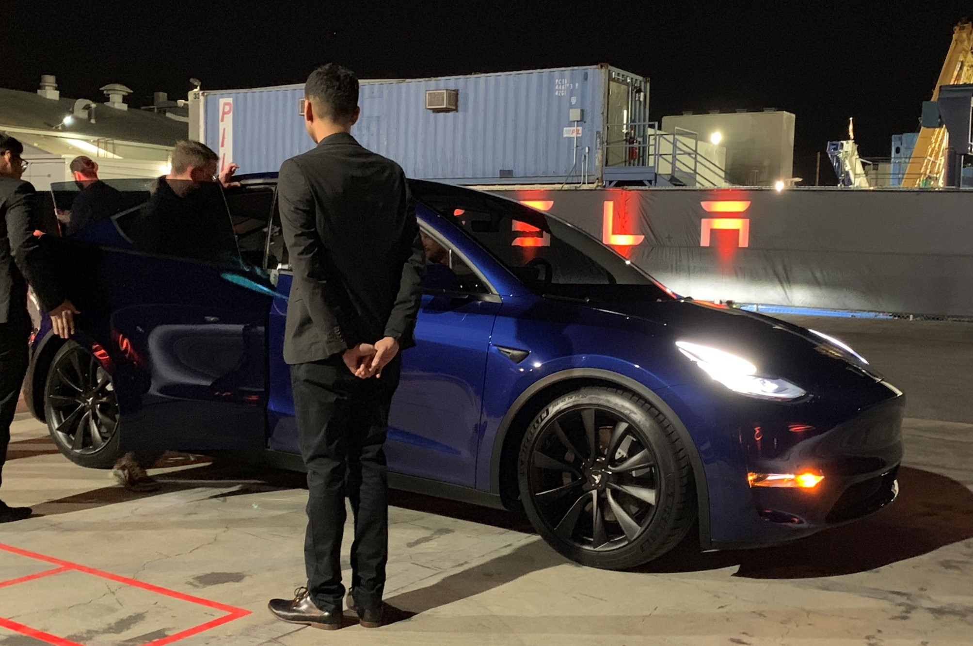 Tesla Model Y Test Ride First Impressions Of Teslas