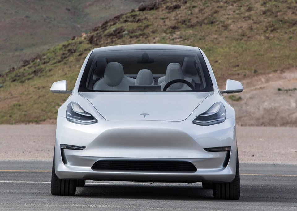 Tesla Model Y rendered to life as anticipation mounts for official