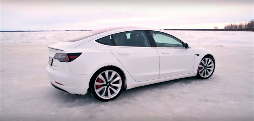 Tesla owners' winter driving insights proves EVs' are great cars for sub-zero conditions