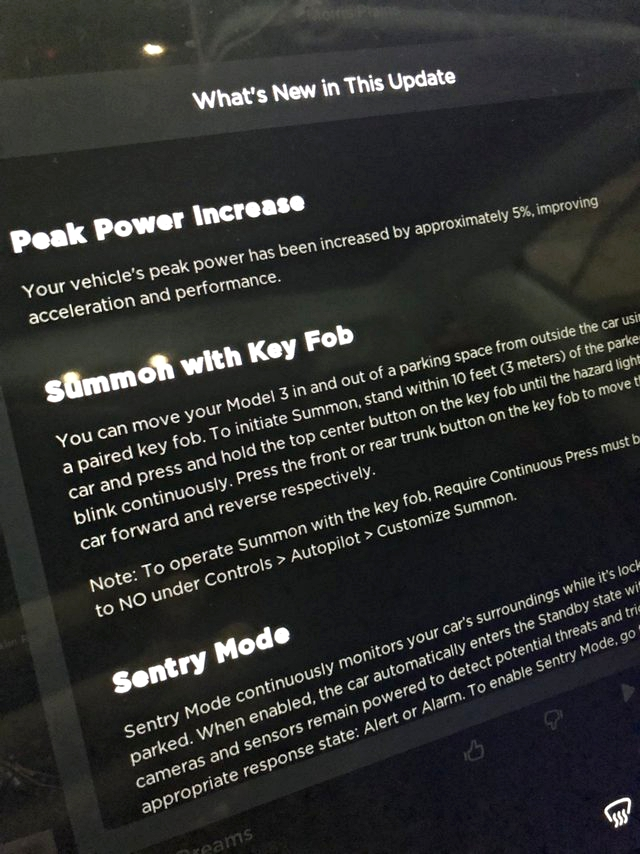 437b69d07c4972 Tesla begins to roll out Model 3 peak power increase in new software ...