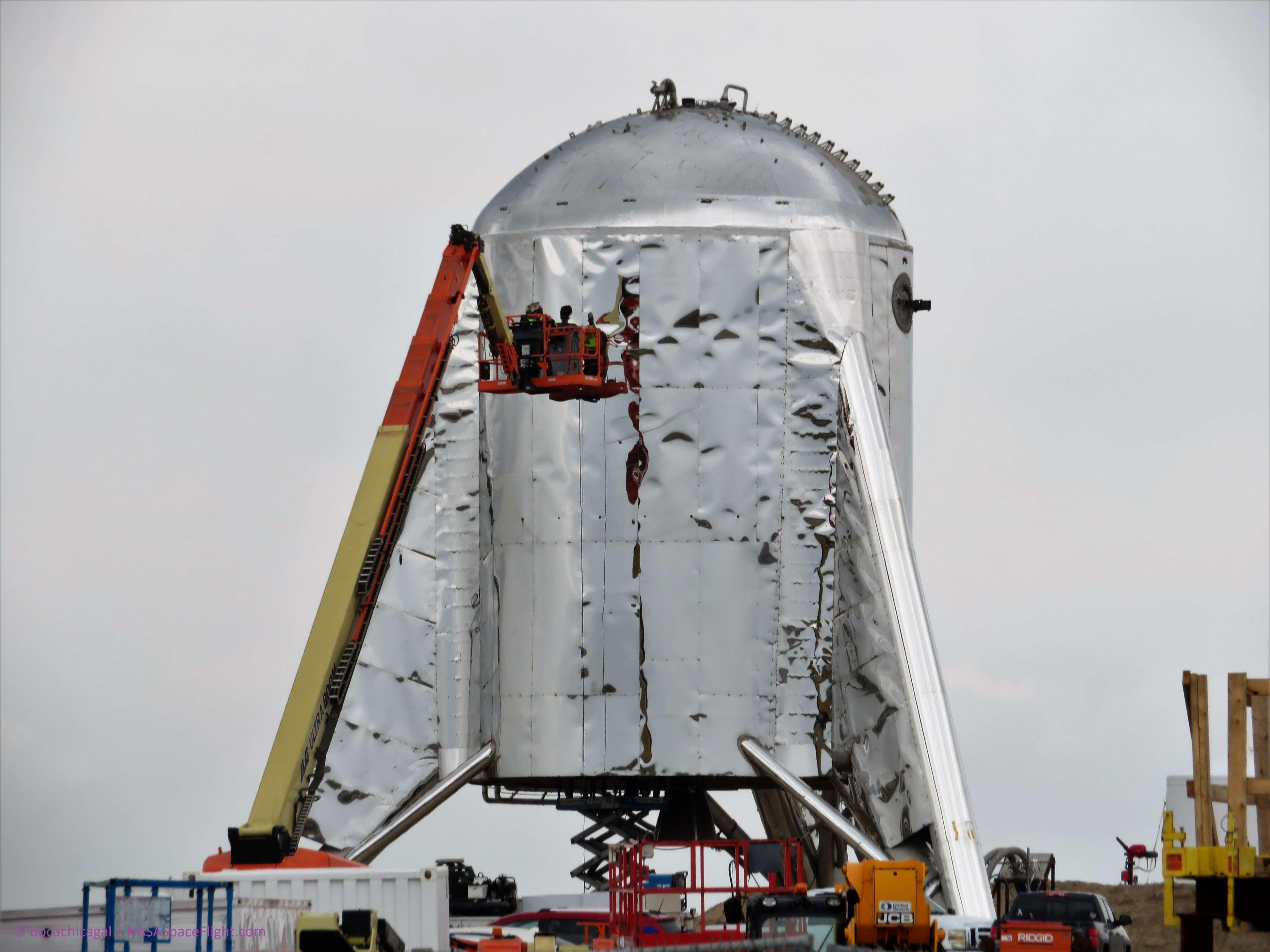 Boca Chica Starhopper testing 040319 (NASASpaceflight – bocachicagal) 1 (c)