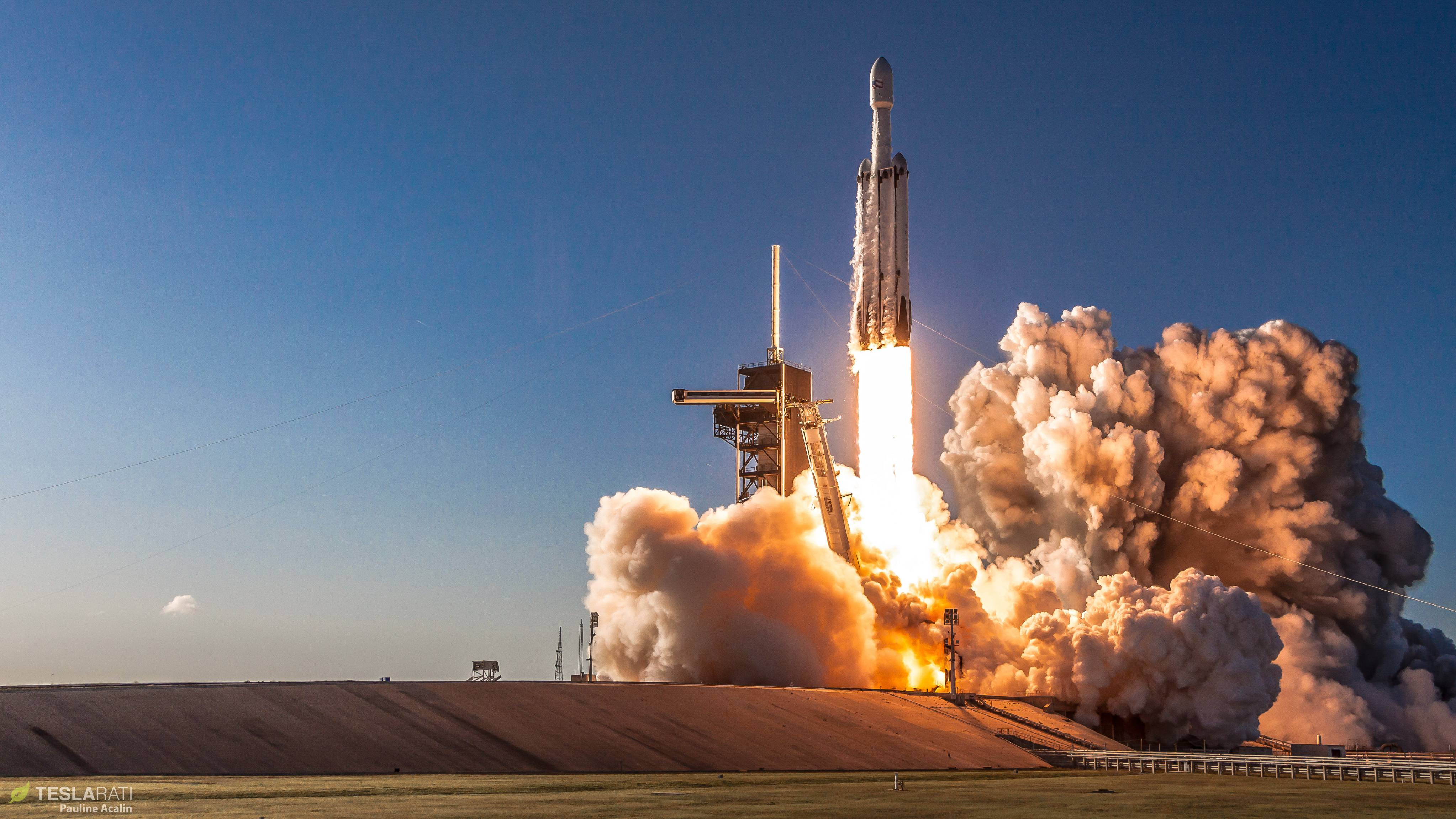 Spacex Set For Third Falcon Heavy Launch  Here U0026 39 S How To