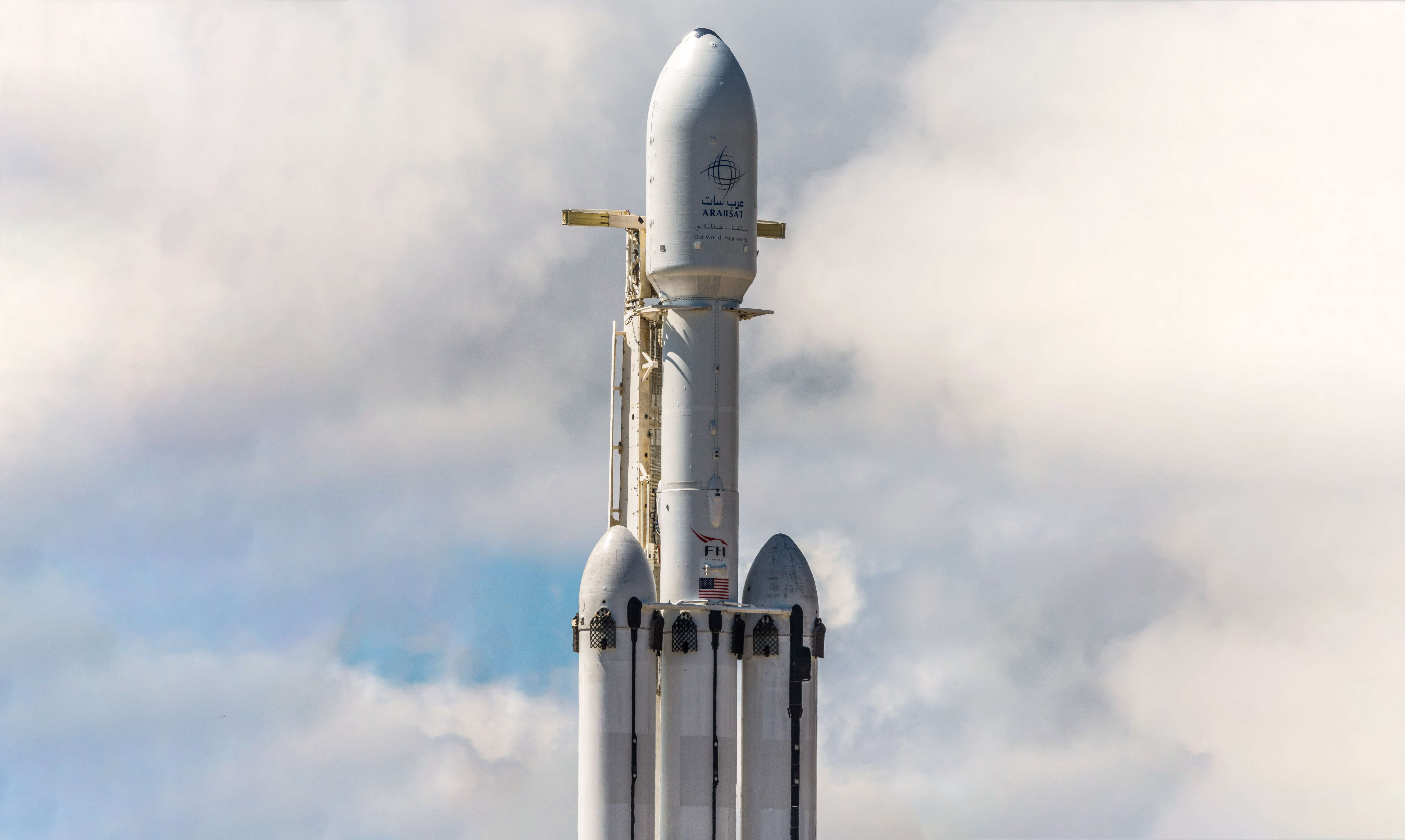 SpaceX's next commercial Falcon Heavy launch to carry Astranis rideshare satellite