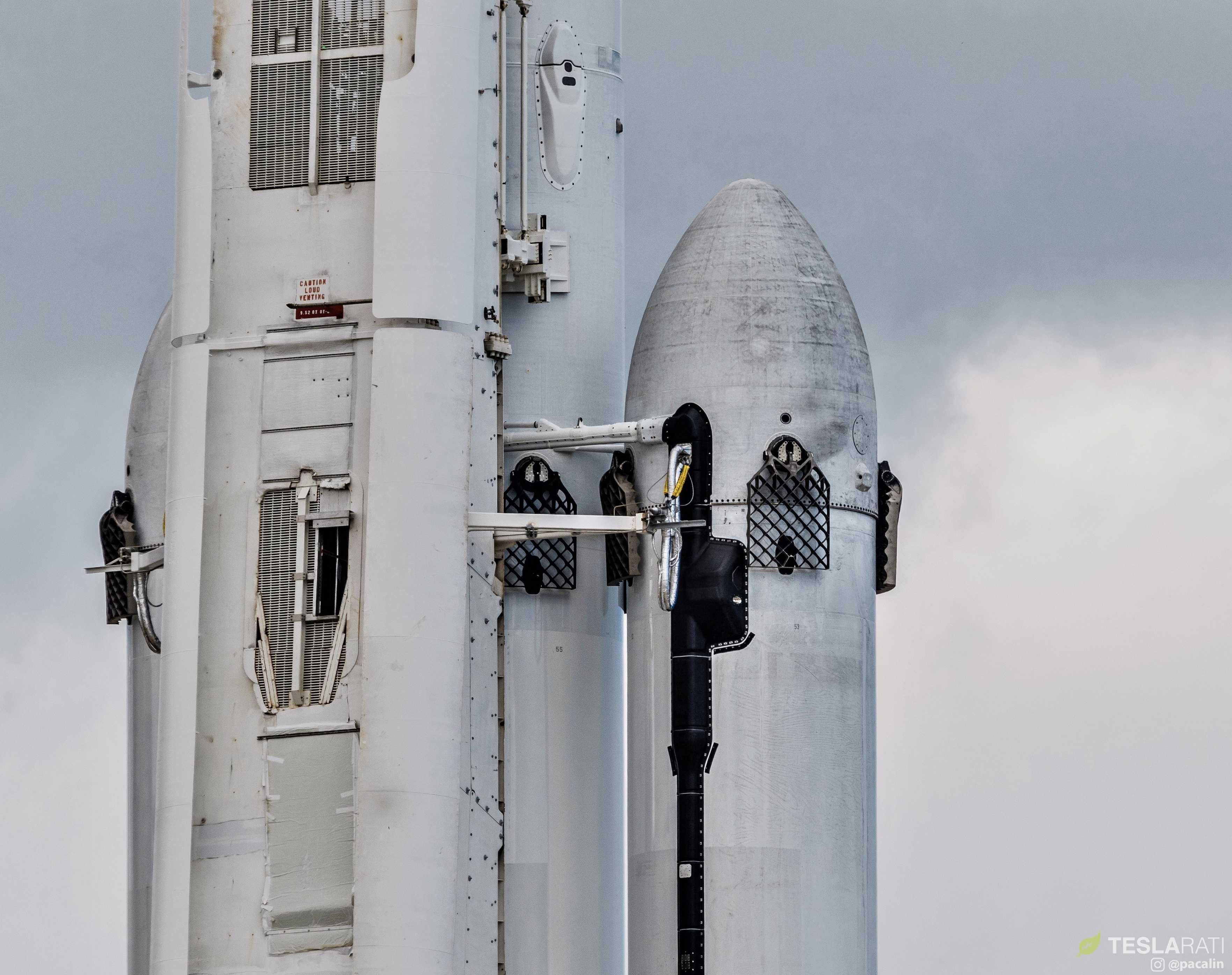 Falcon Heavy Flight 2 prelaunch 39A (Pauline Acalin) (5) (c)