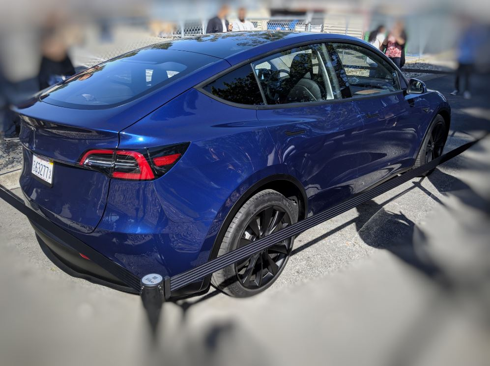 Tesla S Elon Musk Details Model Y Manufacturing