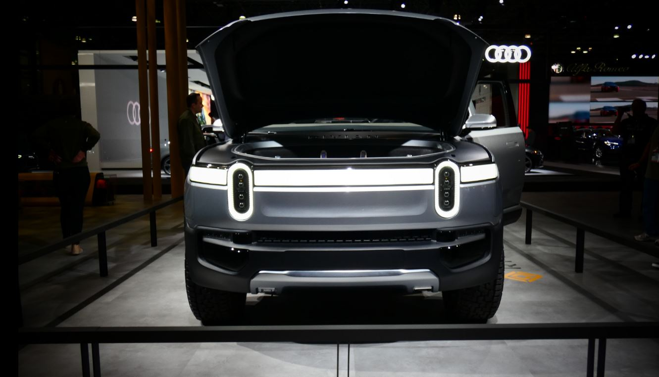 Rivian_R1T_front
