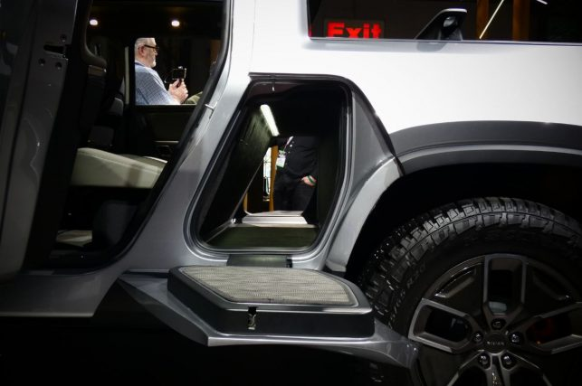 Rivian S Door Flashlight Uses The Same 2170 Battery As Its