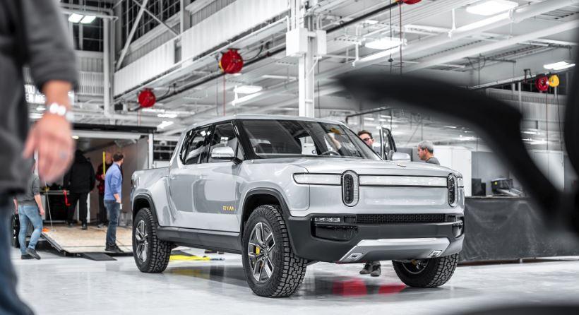 Rivian exec talks manufacturing plant and Amazon vans