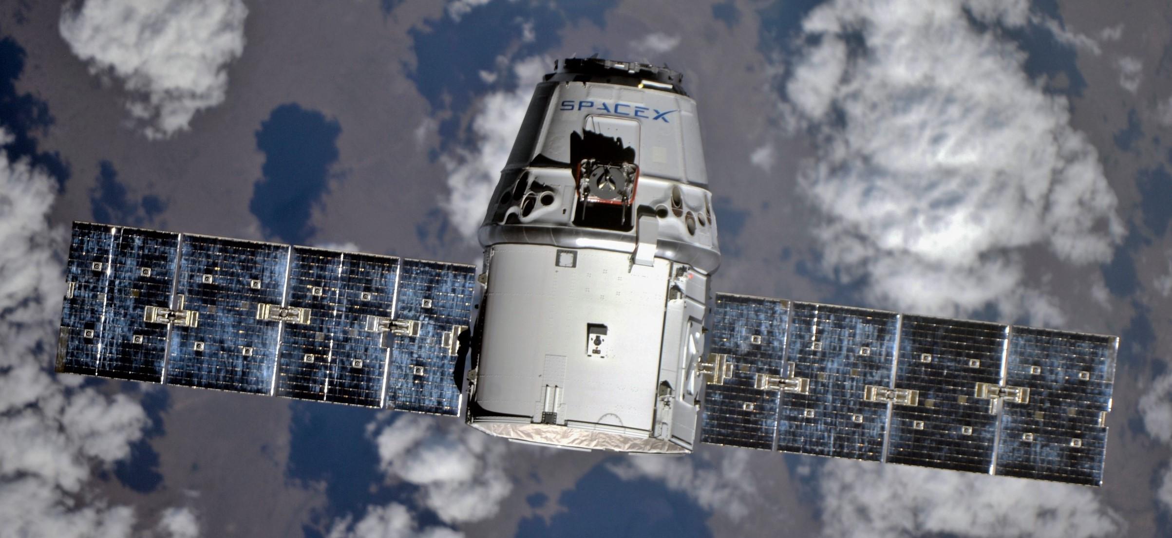 SpaceX CRS-12 ISS departure (NASA) 1 crop