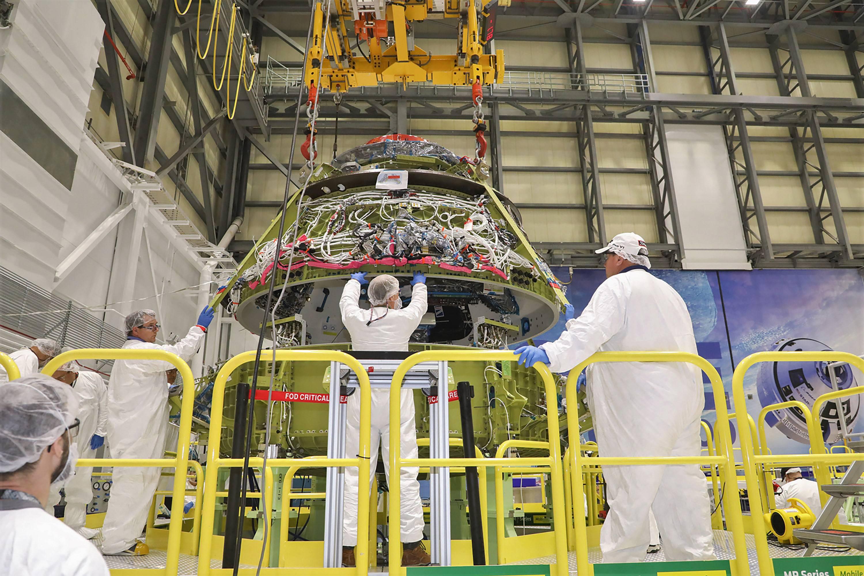Starliner OFT integration progress 031119 (Boeing) 3 (c)
