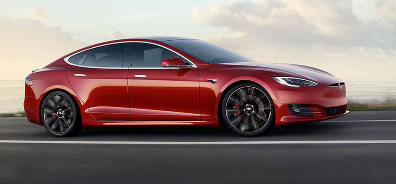 Tesla-S-road