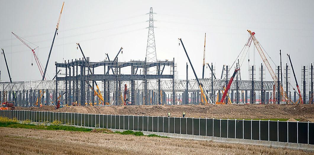 Tesla Gigafactory 3 In China Will Start Production