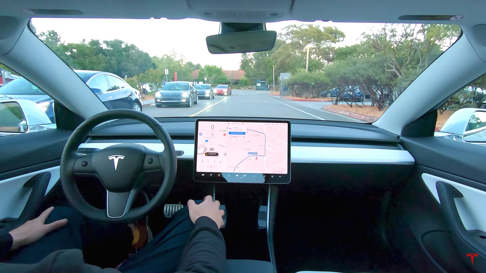 Tesla S In House Full Self Driving Chip Puts Tsla 4 Years