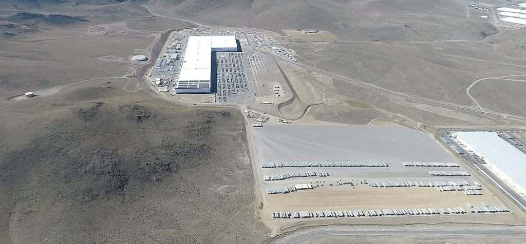 Tesla expands rooftop solar arrays at Gigafactory 1 in Nevada