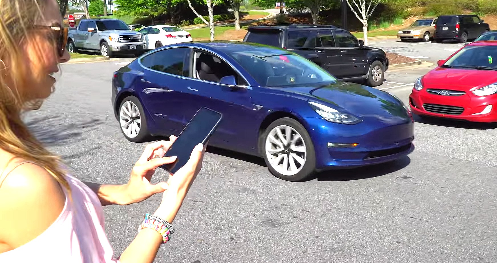 Tesla's Advanced Summon update is almost ready for release, says Elon Musk